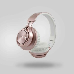 Diadema Bluetooth Rosa Evol